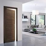 снимка на красива лукс интериорна врата