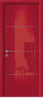 снимка на интериорна врата в цветове NCS по каталог