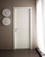 снимка на интериорна врата гланц мдф
