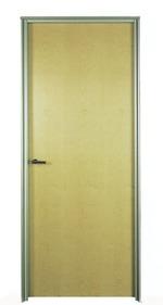 снимка на здрава производство на интериорна врата