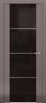 снимка на мдф интериорна врата за хол
