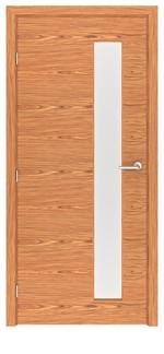 красива интериорна врата за къща