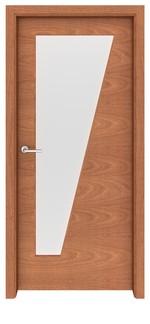 снимка на интериорна врата с пълнеж стиропор по каталог