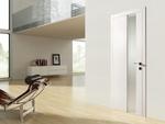 снимка на интересна интериорна врата за къща