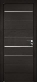 снимка на по каталог интериорна врата с масивна каса