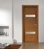 снимка на нестандартна интериорна врата София