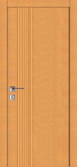 снимка на mdf нестандартна интериорна врата