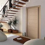 снимка на изискана лукс интериорна врата
