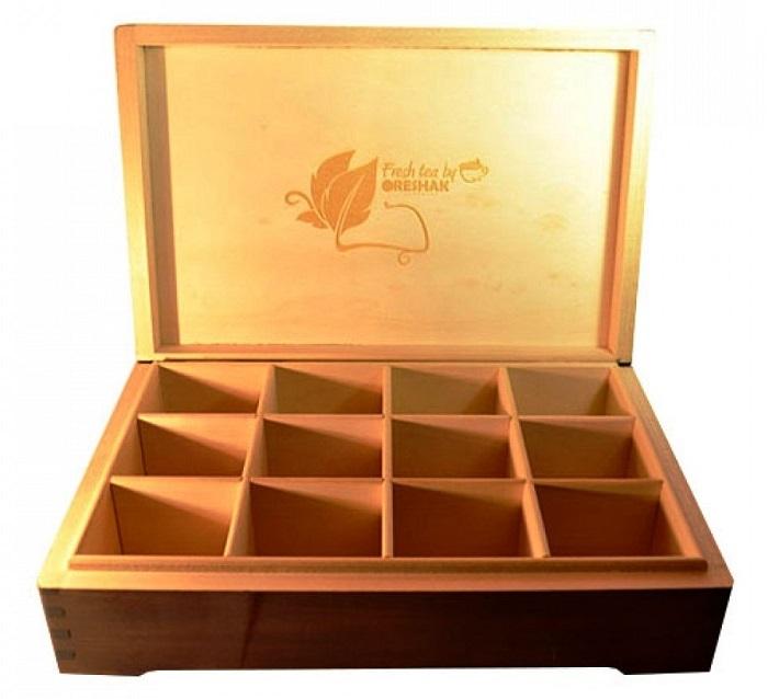 Кутия за чай-малка