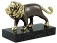 снимка на Бронзова статуетка на Лъв