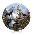 снимка на Лимитирана серия чиния  дива коза