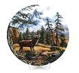 снимка на Лимитирана серия чиния  елен
