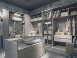 снимка на луксозни гардеробни стаи по индивидуален проект