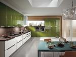 дизайнерски кухни по поръчка съвременен стил
