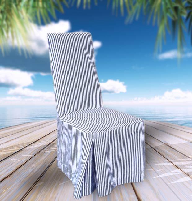 снимка на Калъф за стол МОРСКИ БРИЗ