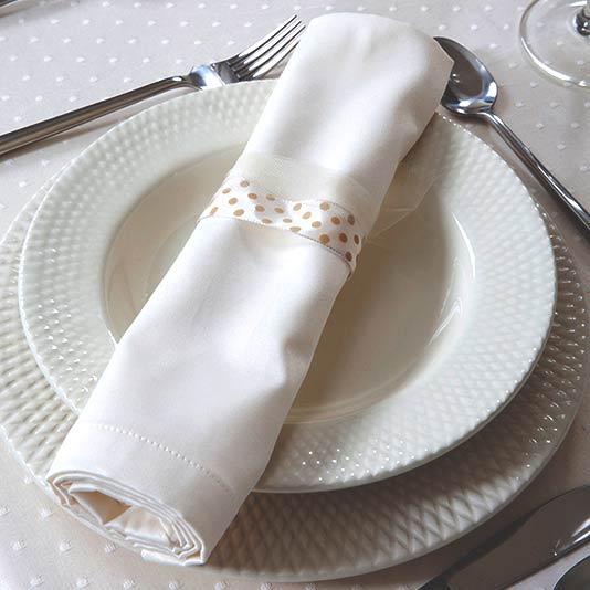 Текстилна салфетка за маса RIMINI